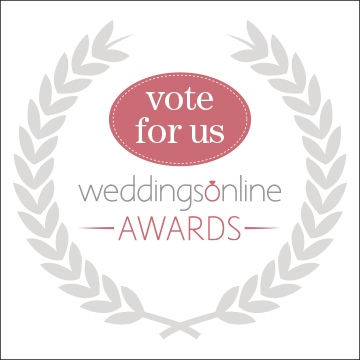 vote for us badge